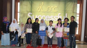 Succesfull Student Seminar 2016