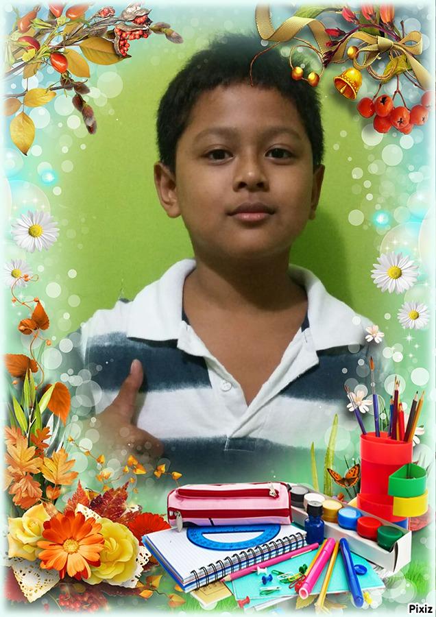 Rizal (Jawara Makro 1 - IV SD Tahun 2016)