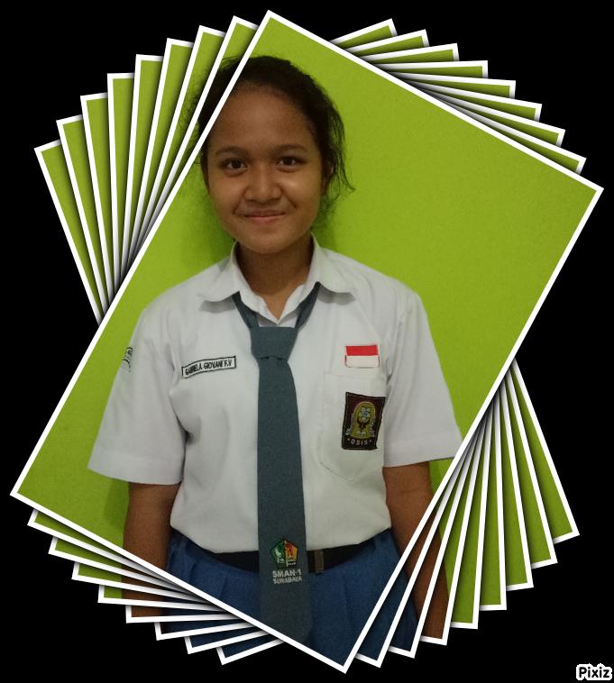 Gabriela (Jawara Makro 3 - X SMA IPA Tahun 2016)